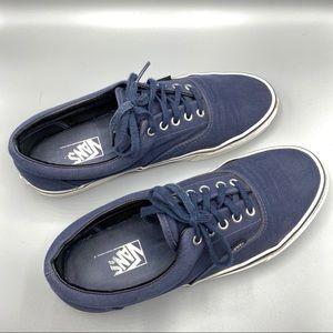 Vans Men's  Blue Low Top Sneakers